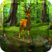 3D Deer-Nature Live Wallpaper