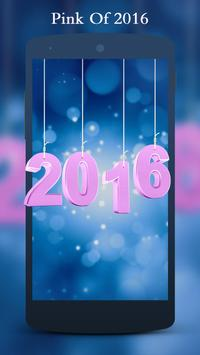 New Year 2016 Live Wallpaper poster
