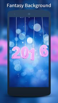 New Year 2016 Live Wallpaper apk screenshot