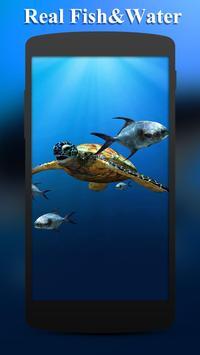 3D Sea Fish Live Wallpaper HD Apk Screenshot