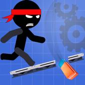 Erasers Man Deadline Night icon