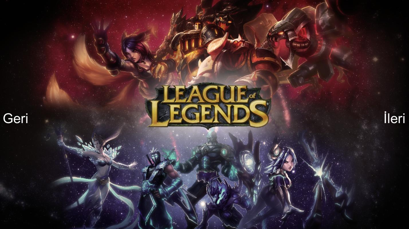 League Of Legends Wallpaper HD APK Download Free Video Players Editor