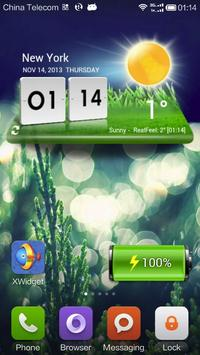 XWidget apk screenshot