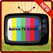 Bolivia TV GUIDE icon