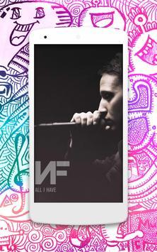 ... NF RAPPER Wallpapers HD screenshot 2