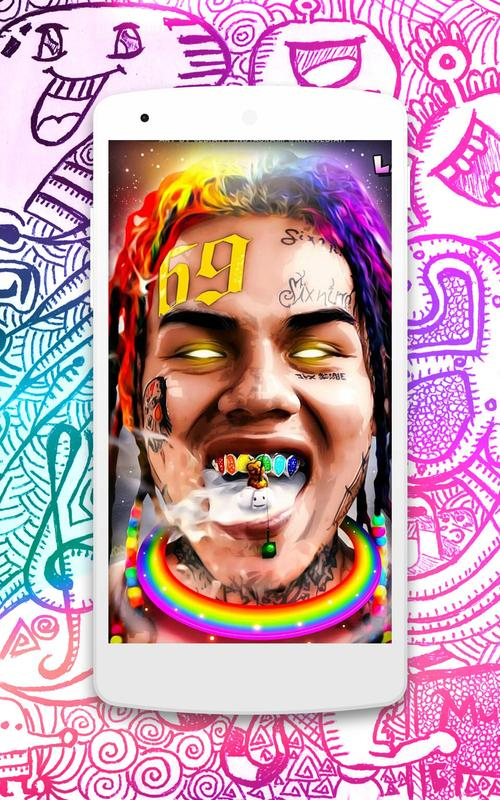 6ix9ine Rap Wallpapers Hd For Android Apk Download