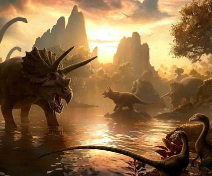 Kids puzzle – Dinosaurs apk screenshot