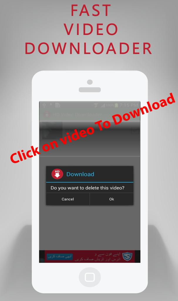 fb video downloader apk for iphone