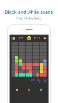 1010 block puzzle poster