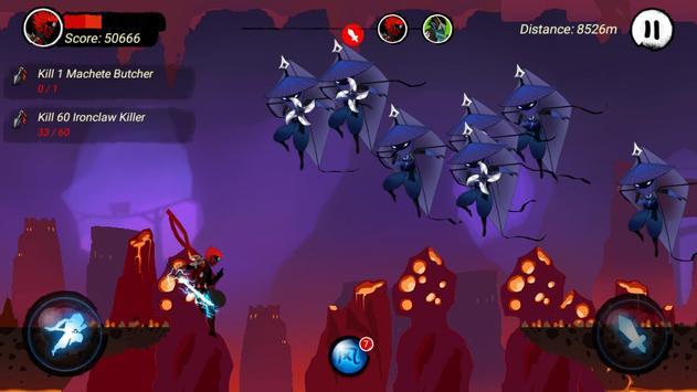 Ninja Run Kill screenshot 5