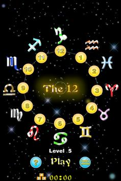 The 12! poster
