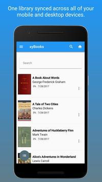 Xyfir Books - Ebook Reader, Storage, Management poster