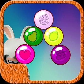 Rabbit Bubble Classic poster