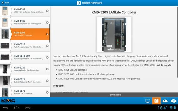 KMC Product Resource screenshot 2