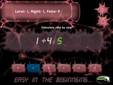 Mental Arithmetic screenshot 6