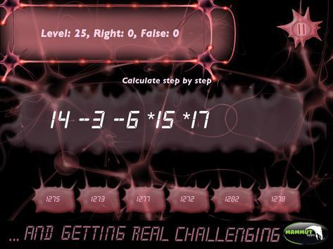 Mental Arithmetic screenshot 7