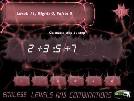 Mental Arithmetic screenshot 8
