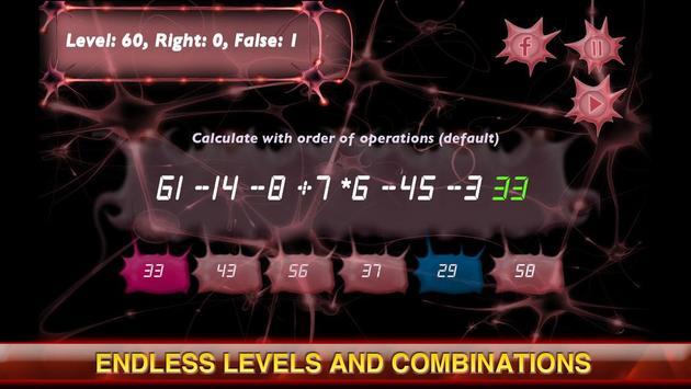 Mental Arithmetic screenshot 3