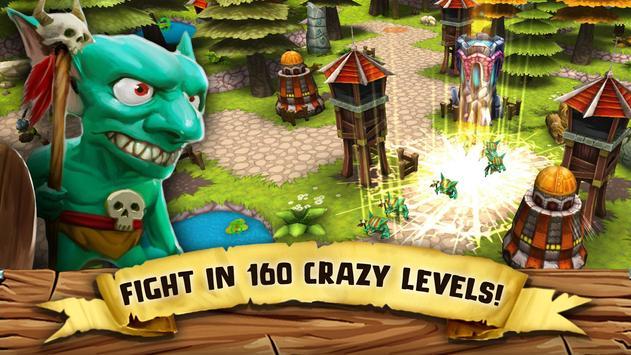 Incoming! Goblins Attack screenshot 1