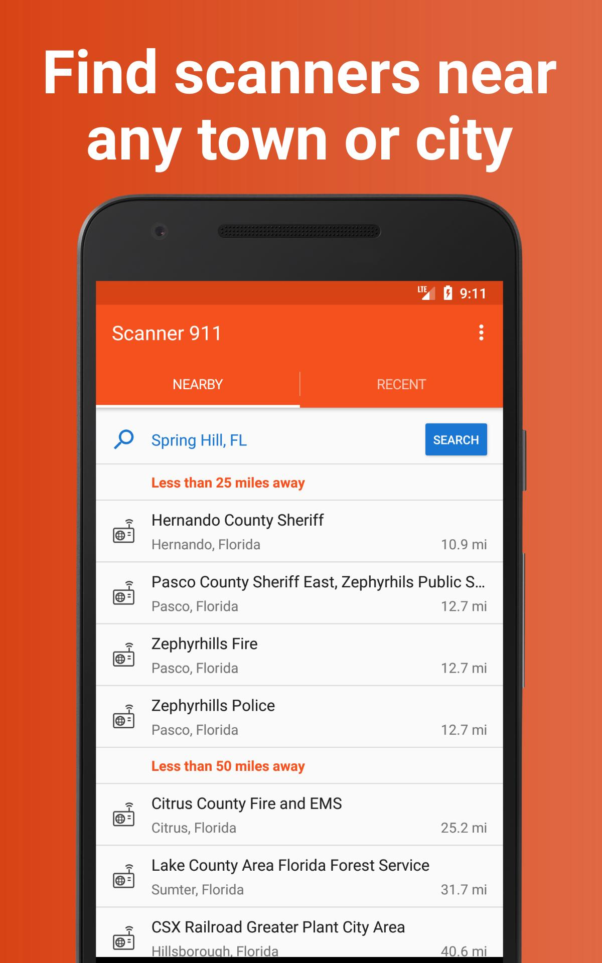 Scanner 911 for Android - APK Download