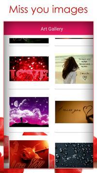 I Miss You &  Miss You Images screenshot 6