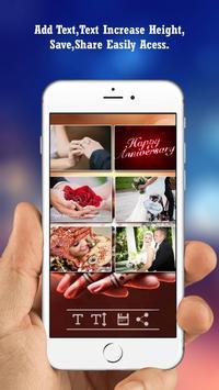 Happy Anniversary Greeting apk screenshot