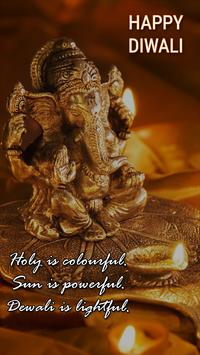 Happy Diwali greetings 2019 - Diwali Wishes 2019 poster