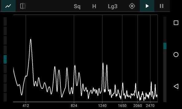 FFT Spectrum Analyzer 截圖 2