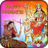 Happy Navratri Greetings 2017 icon