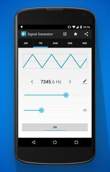 Signal Generator screenshot 1