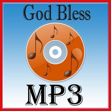 Lagu God Bless Lengkap poster
