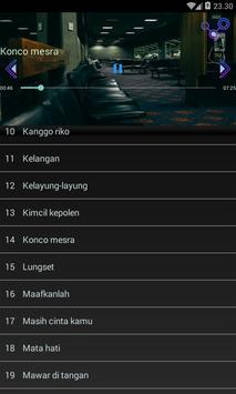 Lagu Om Monata Lengkap apk screenshot
