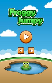 Froggy Jumpy apk screenshot