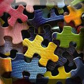 Colourful Puzzle Live icon