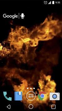Fire Magic Live Wallpaper poster