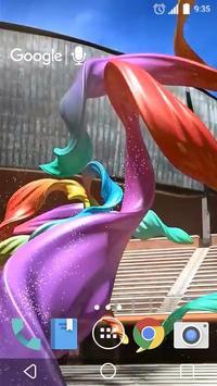 Color Invasion Live Wallpaper poster