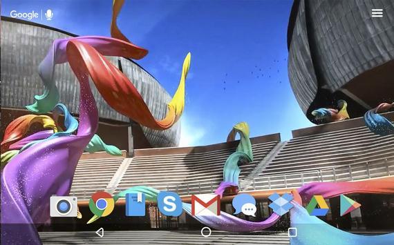 Color Invasion Live Wallpaper apk screenshot