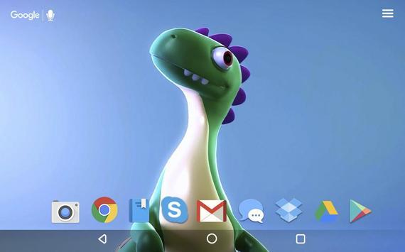 Robot and Dinosaur Live apk screenshot