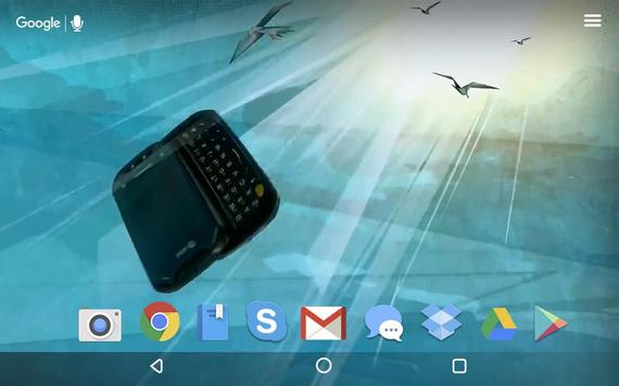 Skate-Phone Live Wallpaper apk screenshot