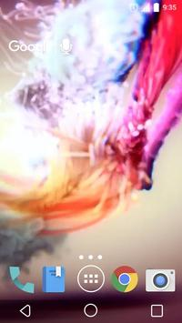 Smoky Equalizer Live Wallpaper poster