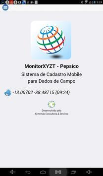 MonitorXyzt - Pepsico poster
