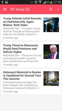 USA Breaking News screenshot 1
