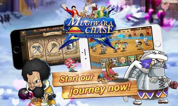 Mugiwara Chase apk screenshot