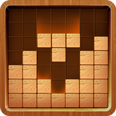 Wooden Block Free icon