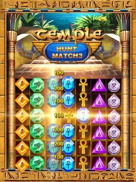 Temple Hunt Match 3 screenshot 1