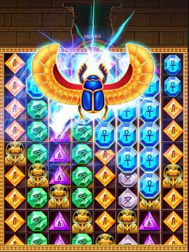 temple hunt match 3 screenshot 2