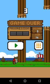 Flappy Time apk screenshot