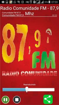 Rádio Comunidade FM poster