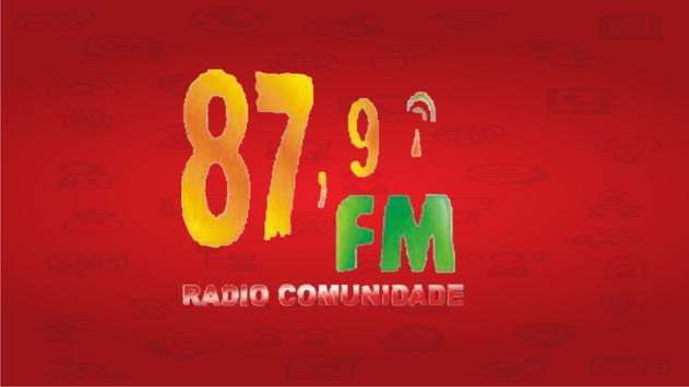 Rádio Comunidade FM screenshot 2