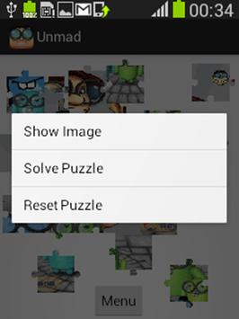 Unmad apk screenshot